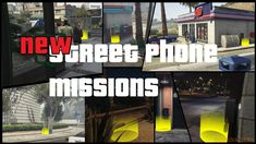 New Street Phone Missions v1.71 for GTA 5 | By adopcalipt Grand Theft Auto, Gta 5, Street, Phone, Telephone, Walkway, Mobile Phones