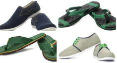Flat 50% Off on Men's Flip flops,Casual Shoes, Sandals at Lowest Price From Flipkart - Best Online Offer