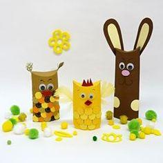 Jarní inspirace pro tvoření s dětmi
