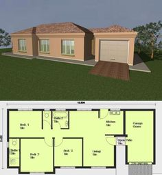 Flat roof house designs south africa house plans with flat roof unique beautiful house plans south house plans of house home interior designs inspiration Round House Plans, Tuscan House Plans, Free House Plans, House Plans With Photos, Simple House Plans, Mediterranean House Plans, Ranch House Plans, Country House Plans, Modern House Plans
