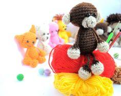 Amigurumi Cat Doll : Crochet amigurumi cat crochet cat cat doll by crochet4youbg mini