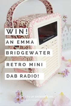 Listen to this fab radio while coming up with your latest blog posts :-) Click through to enter the #giveaway.