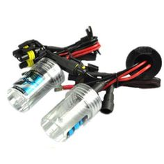 H3 8000K HID Xenon Replacement Light Bulbs - 1 Pair by Crystalcity-6662. $14.45. Make sure your bulbs type is H3 8000k,or it does't work !  Item Description:     High quality quartz glass used for Bulbs.     Lumens : 3300lm ( 35w ).     3000 hours lifetime (approx 2-3 years usage).     Improving visibility at night & bad weather.     Reflects road markings and signs better.     DOT, E26, CE and ISO 9001:2000 approved.     Same power consumption as stock bulb.   ...
