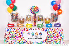 Parties | Candy-Themed Party Packages | Dylan's Candy Bar
