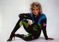 Kim Wilde, chanteuse des années '80