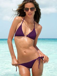 Triangle Bikini Set - Beach Sexy - Victoria's Secret