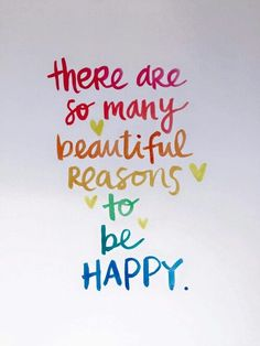 Yes there are, even in the midst of sadness - I've got so much to be thankful for <3