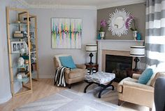 danielle oakey interiors: Cuckoo 4 Design Home Tour!
