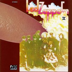 LZ2 Jimmy Page, Alice In Chains Albums, Pink Floyd Meddle, Led Zeppelin Ii, Primal Scream, Classic Album Covers, Ride The Lightning, Concept Album, Fade To Black
