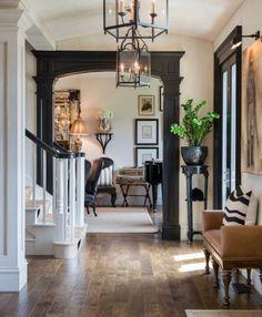 Black Trims | The House that A-M Built