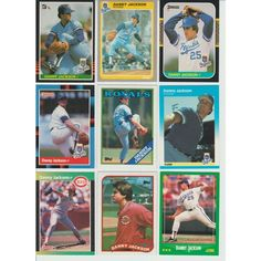 HUGE 30 + Different DANNY JACKSON cards lot 1985 - 1994 Royals Cubs Phillies Listing in the 1980-1989,Sets,MLB,Baseball,Sports Cards,Sport Memorabilia & Cards Category on eBid United States   147999482