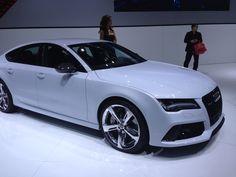 #Audi #NAIAS