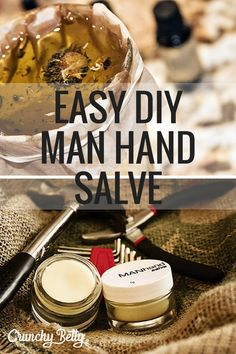MANhand Salve - The Perfect DIY Father's Day Gift 10