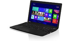 "awesome Toshiba Satellite Pro C50-153 - Portátil de 15.6"" (Intel Core_1005M, 4 GB de RAM, 500 GB de disco duro, Intel HD Graphics 4000, Windows_8), negro - Teclado QWERTY español"