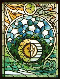 Osler-Kurki Studio: Sun, Moon & Natural Elements