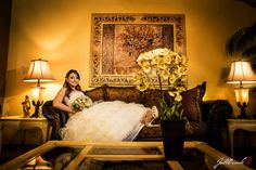 Gorgeous Bride in a gorgeous setting.