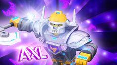 Axl - Characters - NEXO KNIGHTS LEGO.com