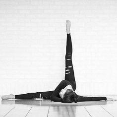 side stretch | yoga