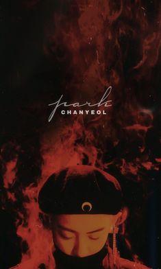 Exo Chanyeol, Exo Ot12, Chanbaek, Chanyeol Wallpaper, Exo Lockscreen, Kpop, Exo Members, People Like, Aesthetic Wallpapers