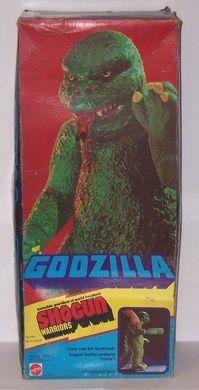 Godzilla Shogun Warriors MIB