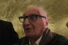 76 ans après Simon Coencas redécouvre la grotte de Lascaux