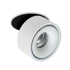 Easy B100 LED innbygningsspot 10W Hvit - Scan Studio