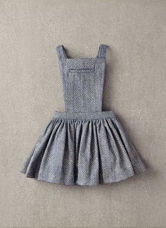 Nellystella Ella Dress in Light Grey Foil - N15F012 - PRE-ORDER