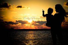 Buras, Louisiana bayou sunset!