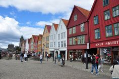 Bergen, Norway Beautiful place