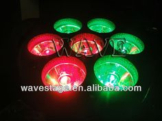 Led Stage Lights, Stage Lighting, Head Light, 4 In 1, Beams, Neon Signs