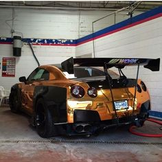 #Nissan #GTR_R35 #Modified #Wide_Body