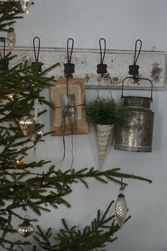 Vintage Christmas French Nordic style