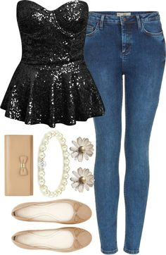 04bd79fb15 black and rose gold outfit