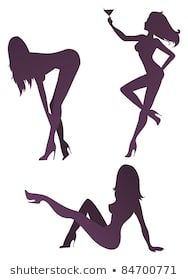 ポールガールイラストダンサーのストリップベクターシルエットセクシークラブ によく似た画像 写真素材 ベクター画像 441643207 Shutterstock ベクター画像 シルエット イラスト