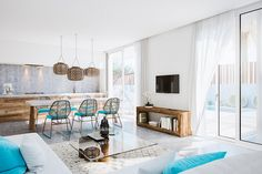 Renders interiores viviendas El Gouna