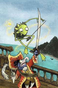 Muppets- Peter Pan