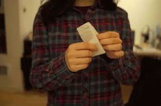 The Miura-ori is a method for folding up a sheet such that it can be opened or closed in one smooth motion. A Miura sheet has only one degree of freedom, and can be thought of as having only two states: fully open, or fully closed.
