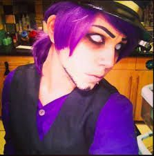 Best cosplay purple guy I've ever seen in my entire life ( credits for ash senpai)