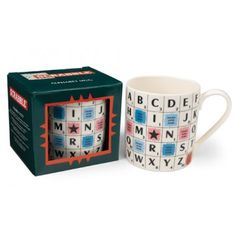 Score big with your teen when you give her the Scrabble Alphabet Mug. The mug features the famous Scrabble board, letters and double and triple word score squares. AU$15.95 from Australian Gifts Online.