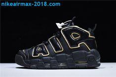 2e389f5526b2 Buy Nike Air More Uptempo Mens Basketball Shoes For Sale Black Golden Men s  Basketball