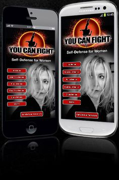 You Can Fight - Self Defense App for Women Now Available