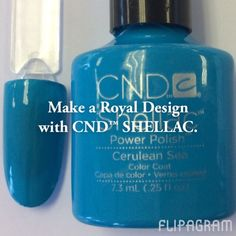 Royal Blue Design with CND™ SHELLAC and Additives. Made by Janneke Brouwer. Have Fun! @jannekebrouwer @sponsoredbybeautyxl #cndworld #nailprodigy #nailart #nailpro #shellac #naildesign #cndshellac #cnd ♫ Jason Derulo - Want to Want Me Gemaakt met Flipagram - http://flipagram.com/f/bLH6o8bYks