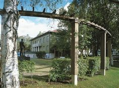 Kuva Kalevi A Mäkinen Outdoor Structures, City, Building, Museum, Buildings, Cities, Construction