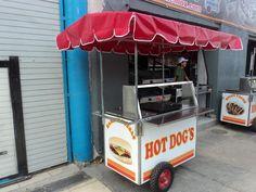 Carrito Para Hot Dogs Y Hamburguesas - $ 6,250.00 en MercadoLibre