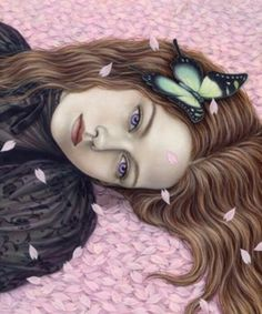 Shiori Matsumoto was born in 1973 in Japan. Influenced by surrealism, symbolism, modern illustration, and Japanese subculture.