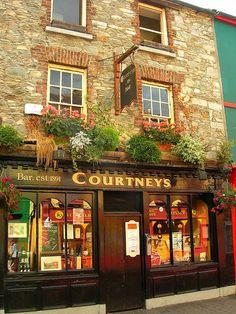 Courtney's in Killarney, Ireland (established in 1891)