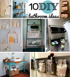 [ Bathroom Decorating Ideas Cheap Easy Diy Diyg ] - Best Free Home Design Idea & Inspiration Bathroom Wall Decor, Budget Bathroom, Bathroom Ideas, Design Bathroom, Bathroom Ladder, Bathroom Storage, Bathroom Interior, Modern Bathroom, Bad Inspiration