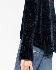 2b354ad0 Image 6 of FULL CHENILLE SWEATER from Zara Zara United Kingdom, Quis, Warm  And