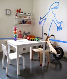 baby space: room for kids: boy about house