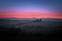 last light on tuscany way... by Andrea Burla on 500px